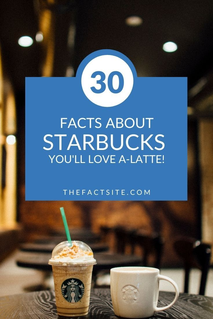 30 Facts About Starbucks You Will Love a-Latte!