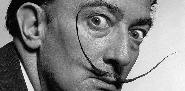 Crazy Salvador Dali Facts