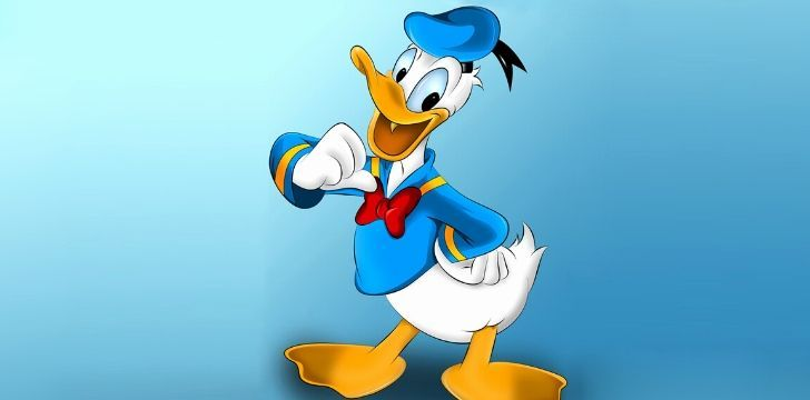 The Fascinating History of Donald Duck | The Fact Site