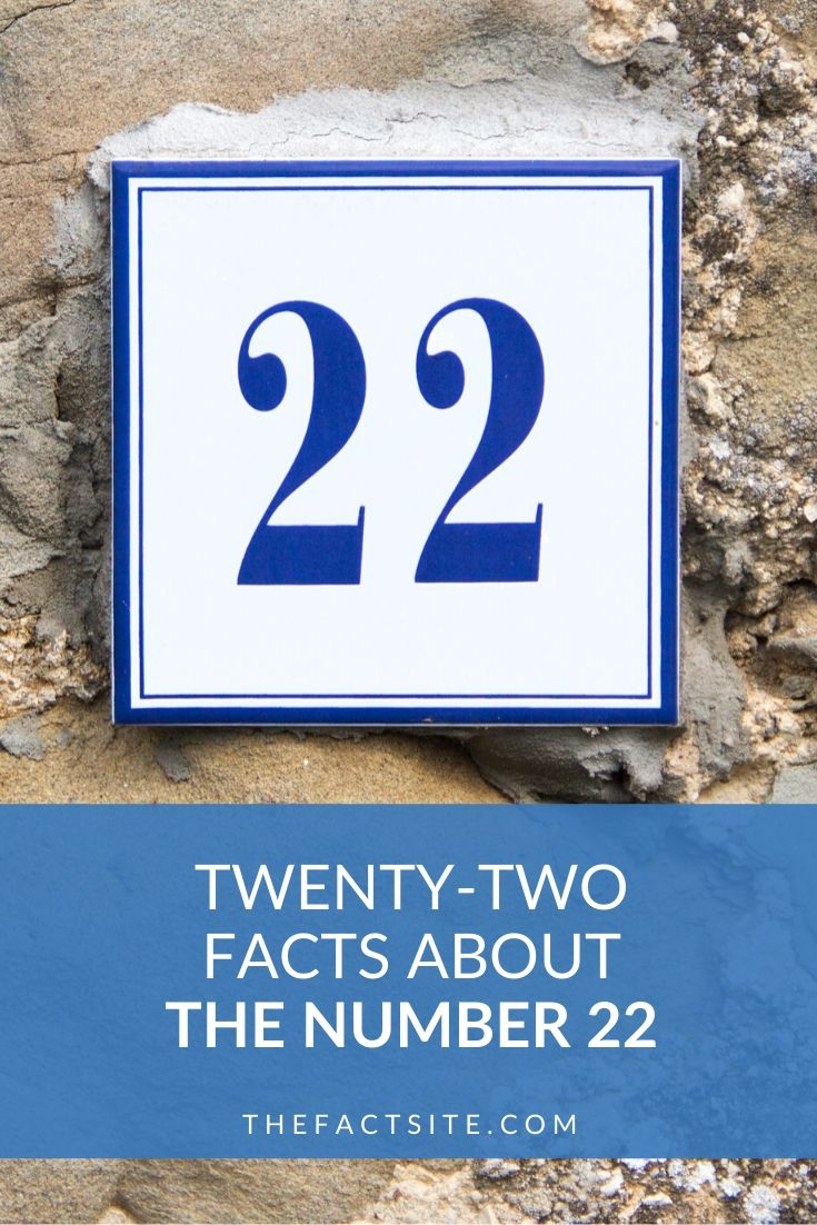 Twenty-Two Facts About The Number 22
