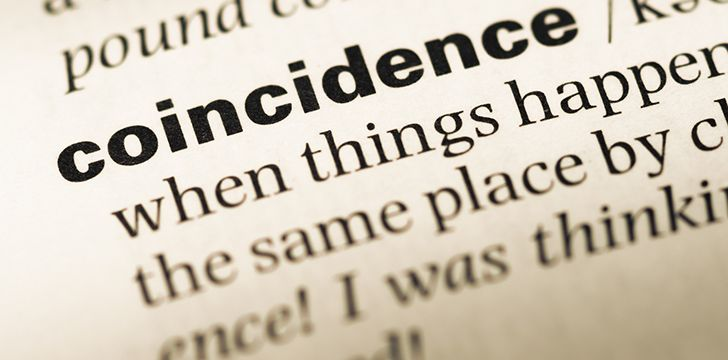 10 Crazy Coincidences That Are Hard To Believe | The Fact Site