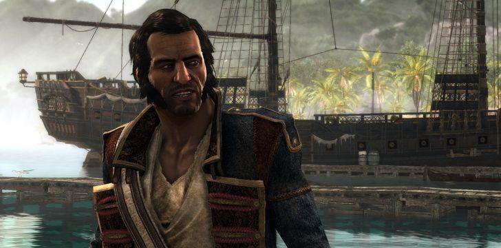 Benjamin Hornigold Pirate