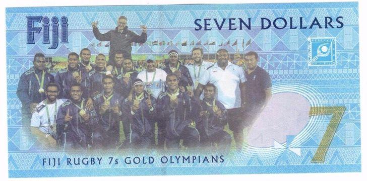 Fijian $7 Note