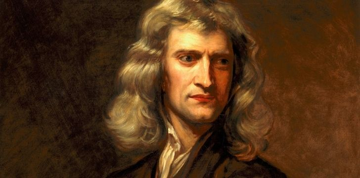 Isaac Newton's classes weren't attended by many