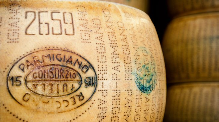 Parmigiano Cheese Used As Currency