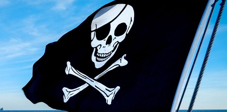 The Strangest Pirate Raid in History