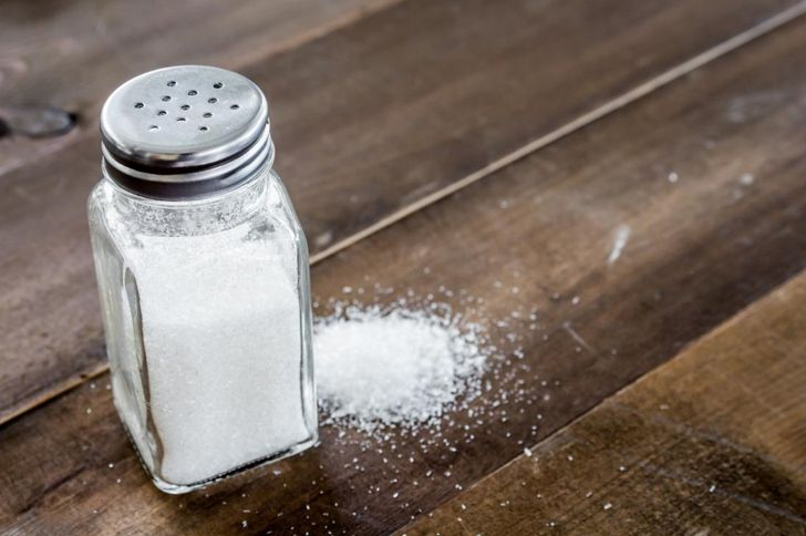 Salt Used As Currency