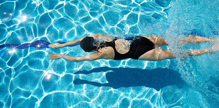 Swimming Heath Benefits