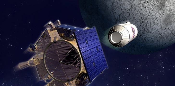 Crater Observation and Sensing Satellite (LCROSS)
