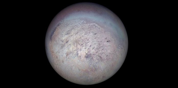Triton Moon