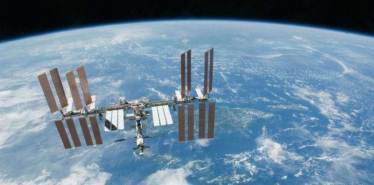The International Space Station (ISS) - 100 Space Facts