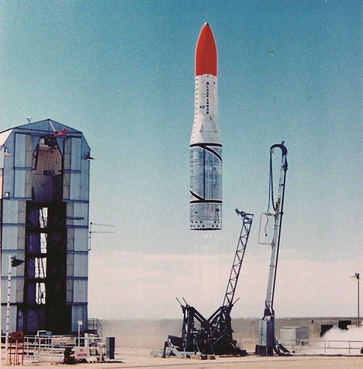 Black Arrow - British Rocket