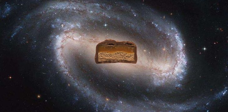 Milky Way - Not the chocolate
