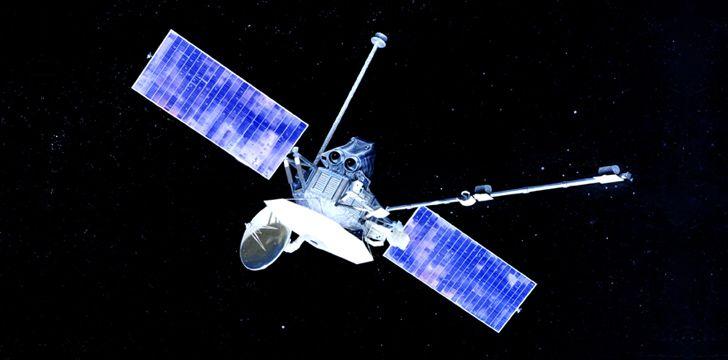 Mariner 10 Spacecraft - First Spacecraft to Orbit Mercury