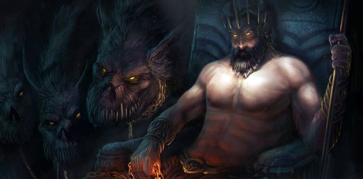 Pluto (Hades) - God of the Underworld