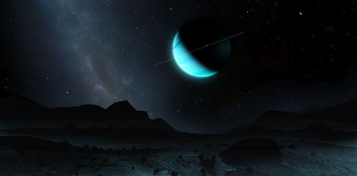 Uranus's original name