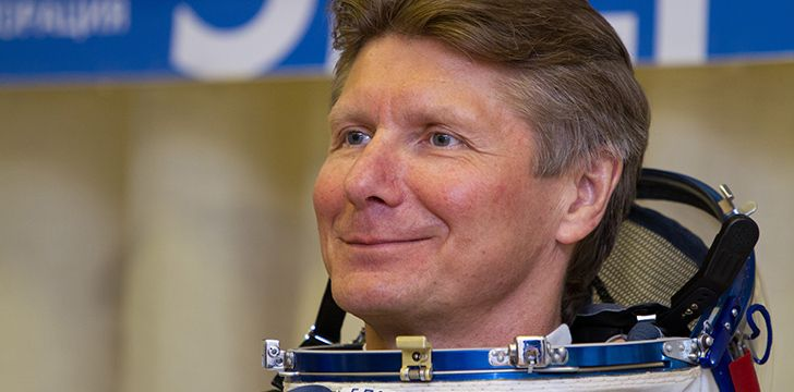 Gennady Padalka - 100 Space Facts