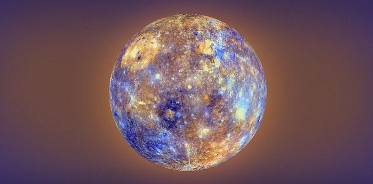 Mercury is weather-less!