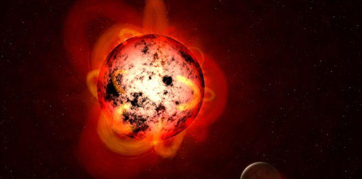 Red Dwarf Planet