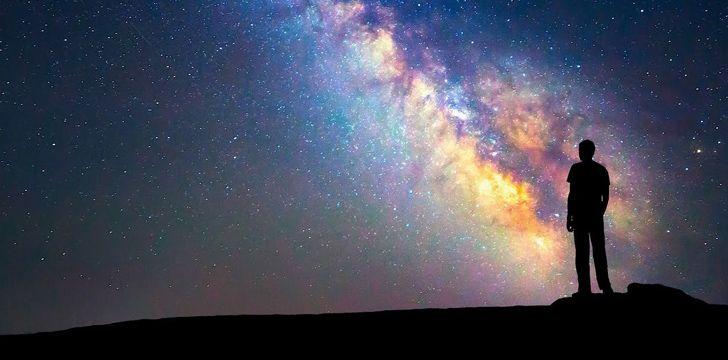 Milky Way length