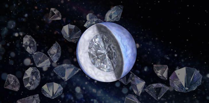 55 Cancri E - The Diamond Planet