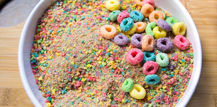 Crushed Froot Loops