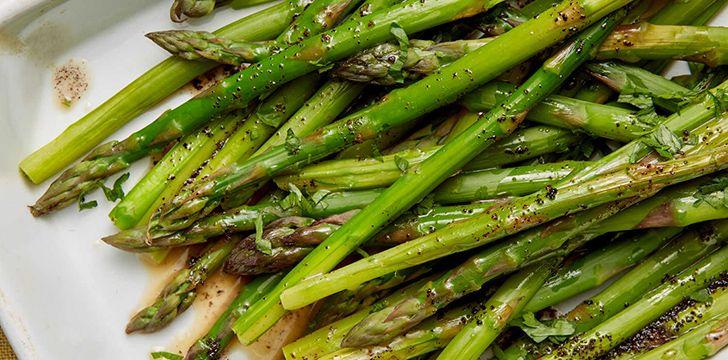Asparagus for anxiety