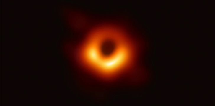 Black Hole Photograph 2019