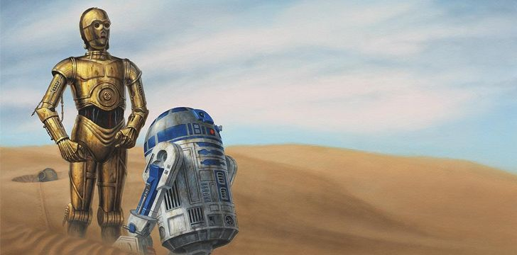 Facts About Everyone's Favorite Droids: R2-D2 and C-3PO