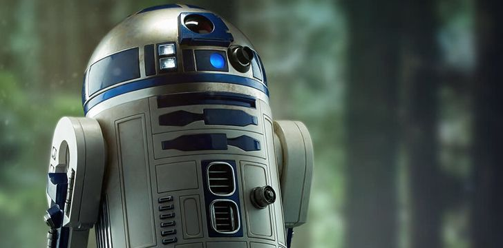 The design inspiration for R2-D2 caused a lawsuit between Universal & Fox.