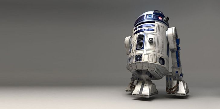 How did R2-D2 get his name?