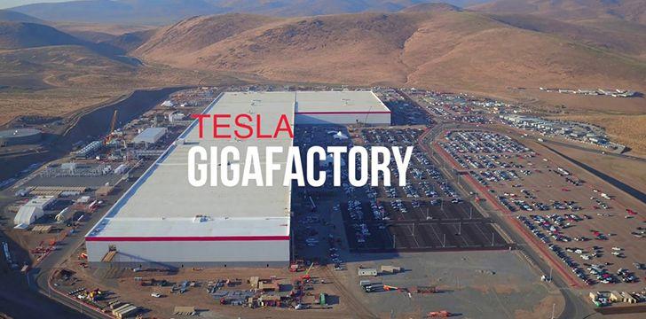Elon Musk - Gigafactories
