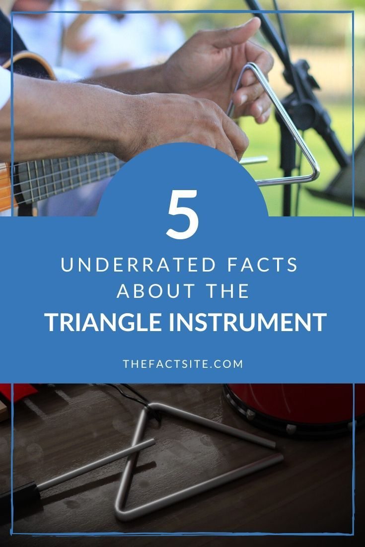 5 Underrated Facts About The Triangle Instrument