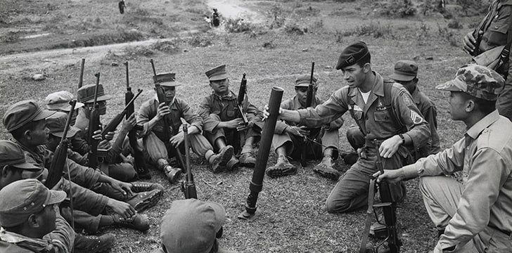 The United States wanted to support South Vietnam's efforts.
