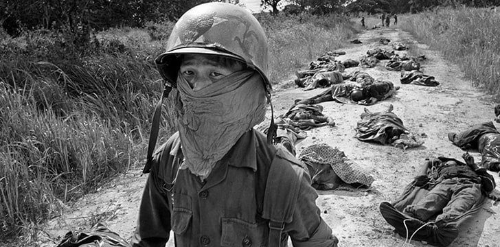 North Vietnam eventually won the war.