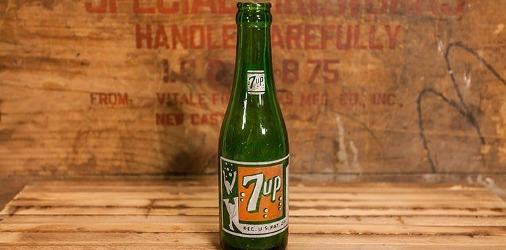 No one knows where the name 7Up comes from