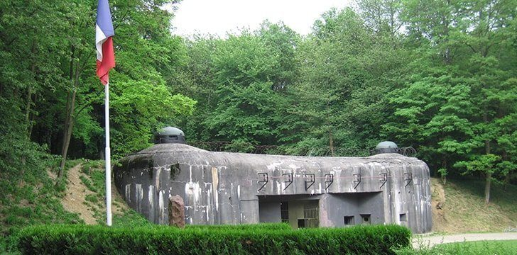The Phony War and the Maginot Line