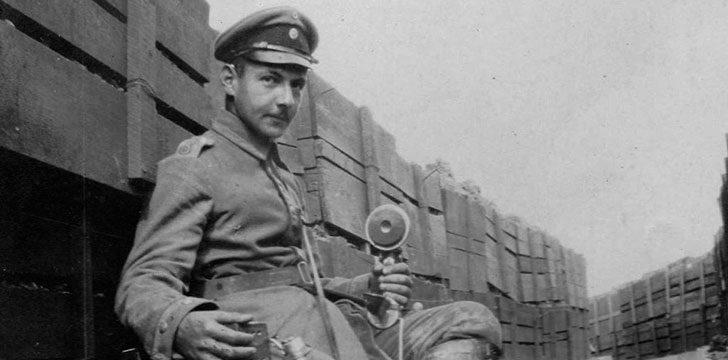 Anti-Nazi Activities Before The War