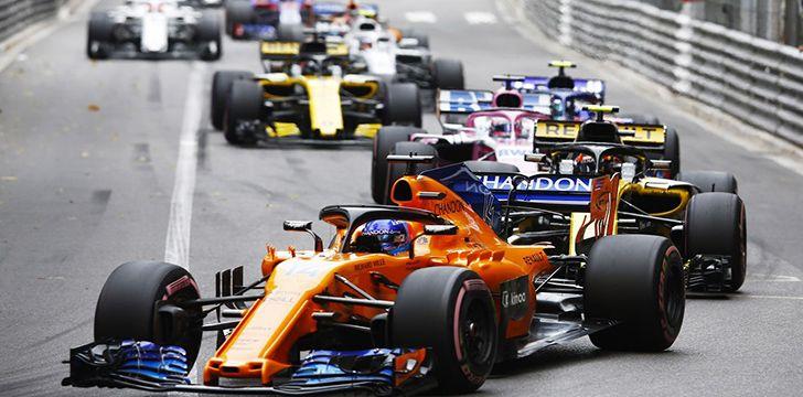 Notable Winners of Formula 1