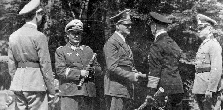 The Nuremberg Tribunal and Nazi Accusations