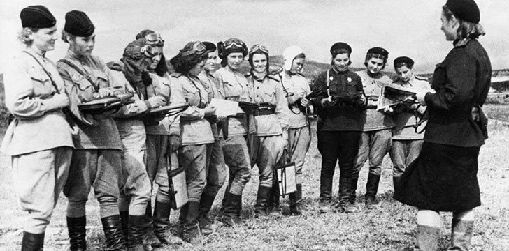 The 588th Night Bomber Regiment