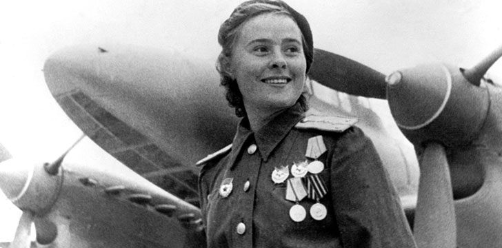The Surprising Story of the Russian Nightwitches