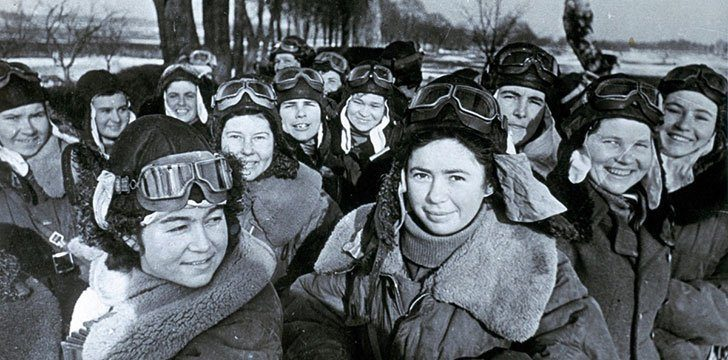 Women In The Soviet Armed Forces