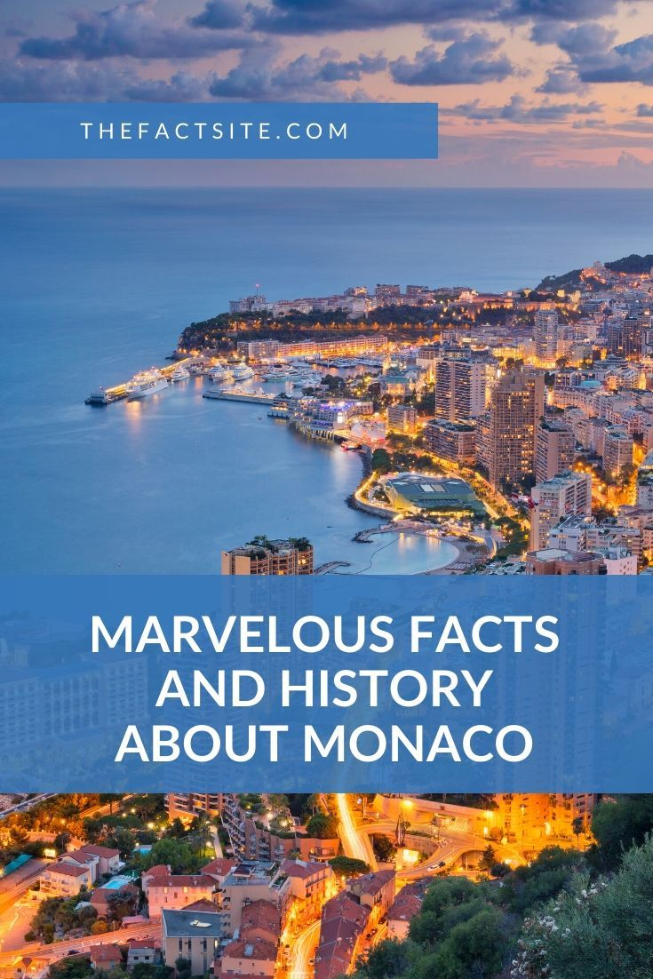 Marvelous Facts & History About Monaco