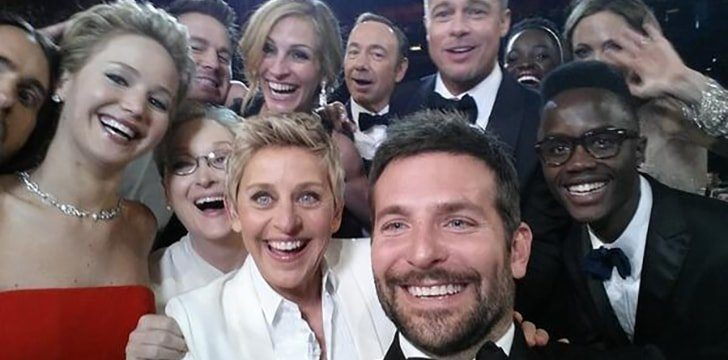 Ellen DeGeneres is responsible for the most retweeted tweet of all time.