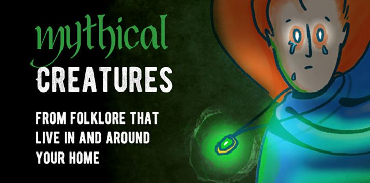 Mythical Creatures From Folklore That Live In The Home