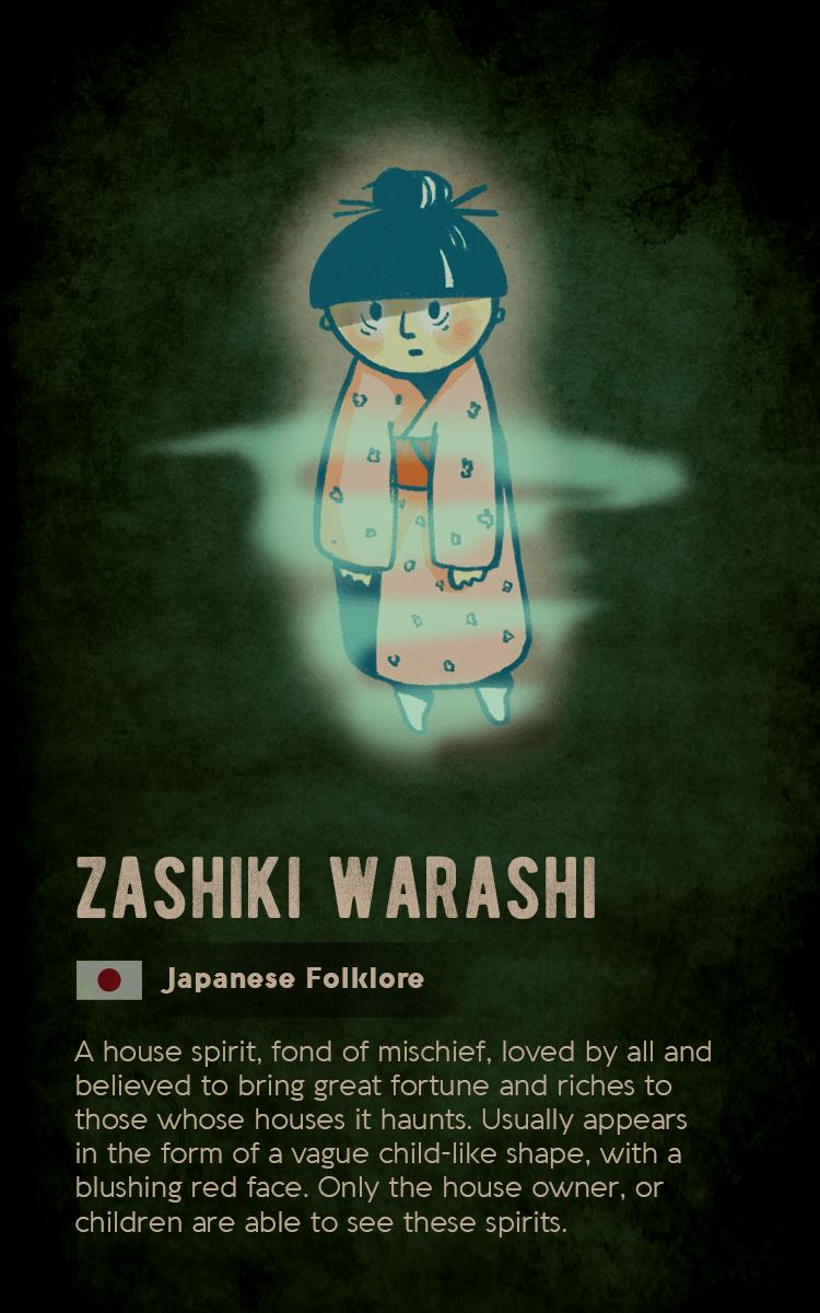 Zashiki Warashi