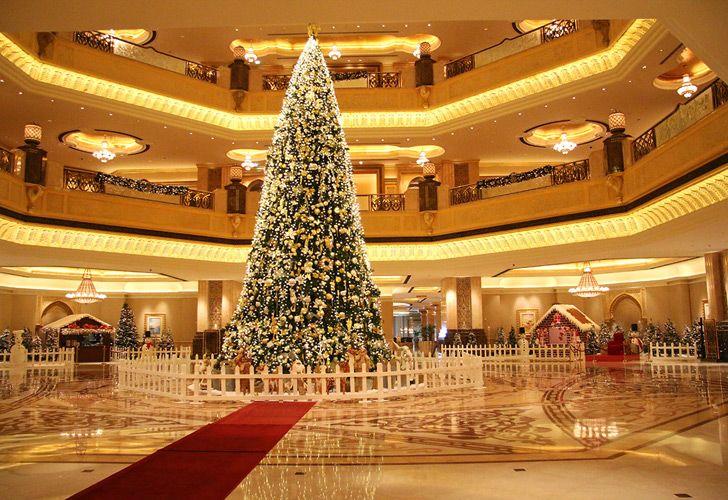 Emirates Palace Luxury Christmas Tree