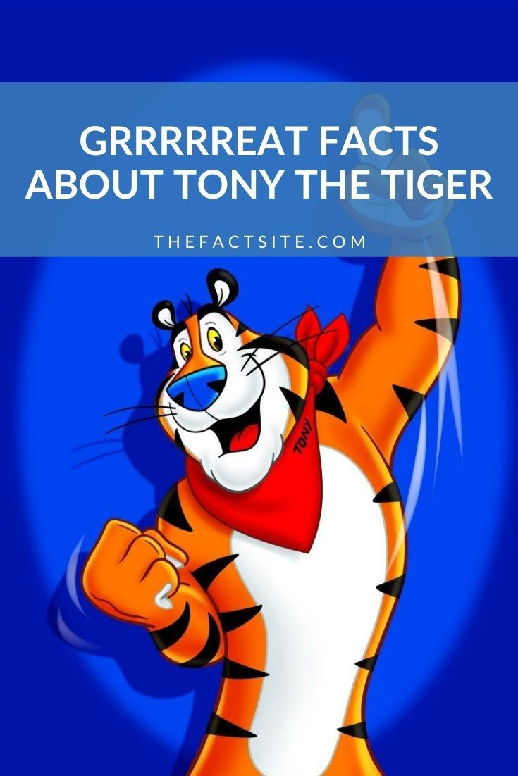Grrrrreat Facts About Tony the Tiger!