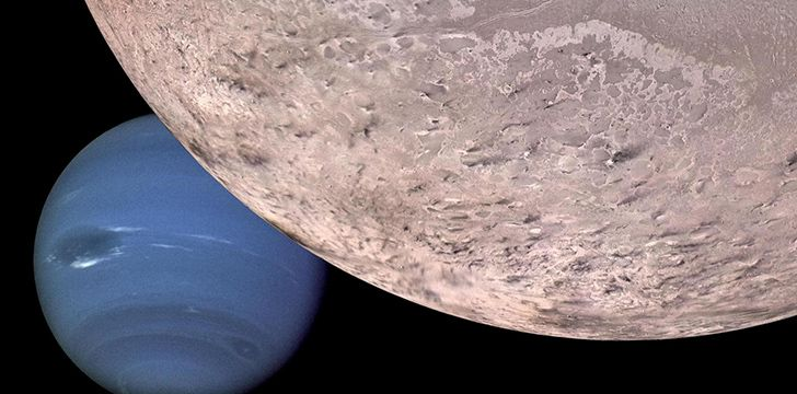 Triton has seasons, and they're longer than you'd expect.